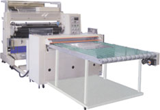 Re-wind slitter cutter for PDP functional film��W-1000